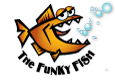 The Funky Fish Logo